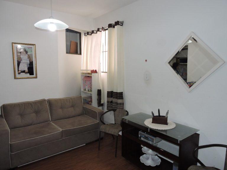 Ref. 173362 (Locação Bela Vista) – Aptº Padrão R$ 1.600,00) c/ 65 m2 – 2 Dormit