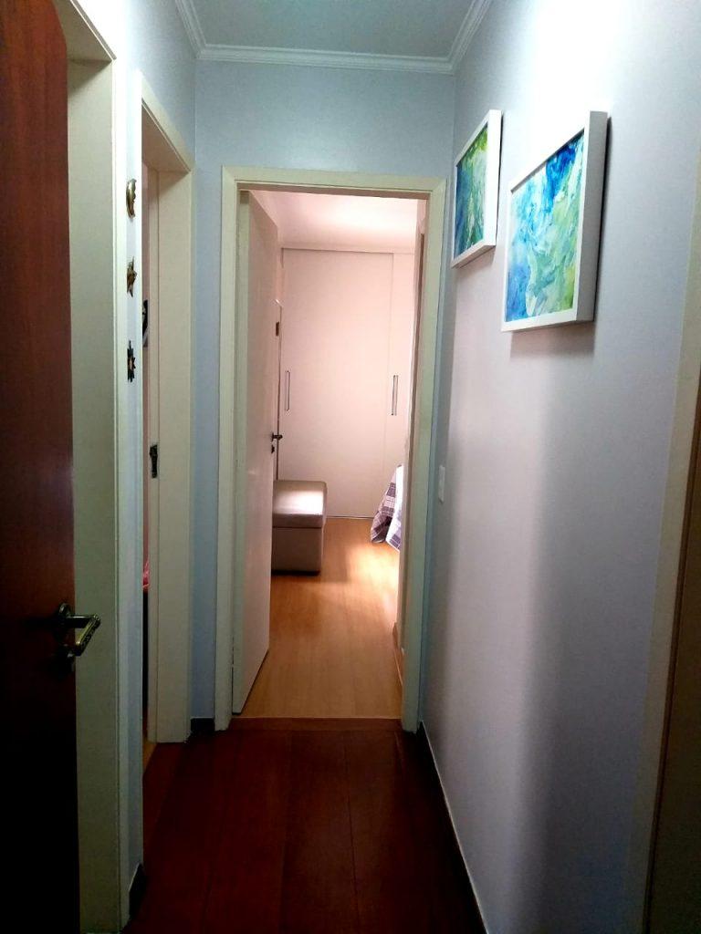 Ref. 177659 (Venda R$ 1.200.000,00 Indianópolis) – Aptº Padrão c/ 100m2 – 3 Dormit – 1 Suite e 2 Vagas