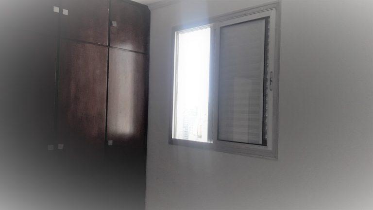 Ref. 177939 (Locação R$ 1.800,00 – Bela Vista) Aptº Padrão c/ 38m² – 1 Dorm e 1 Vaga