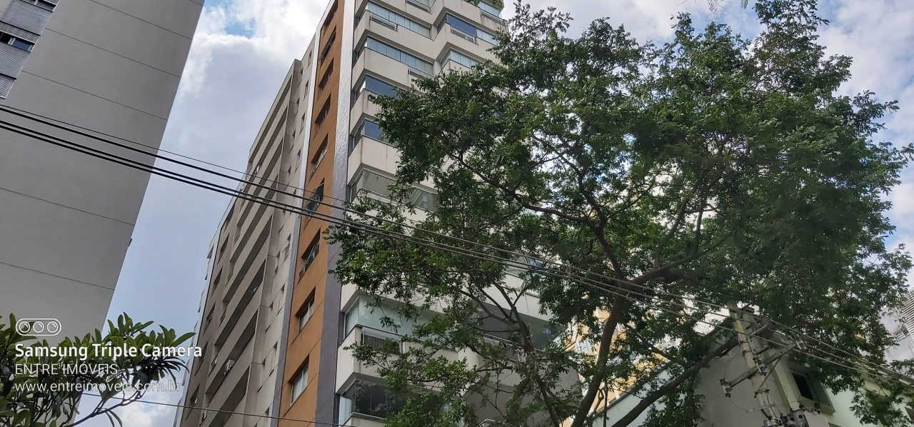 Ref. 27227 (Paraíso – Locação – R$ 1.300,00) – Conjunto Comercial c/33m2 e 1 vaga