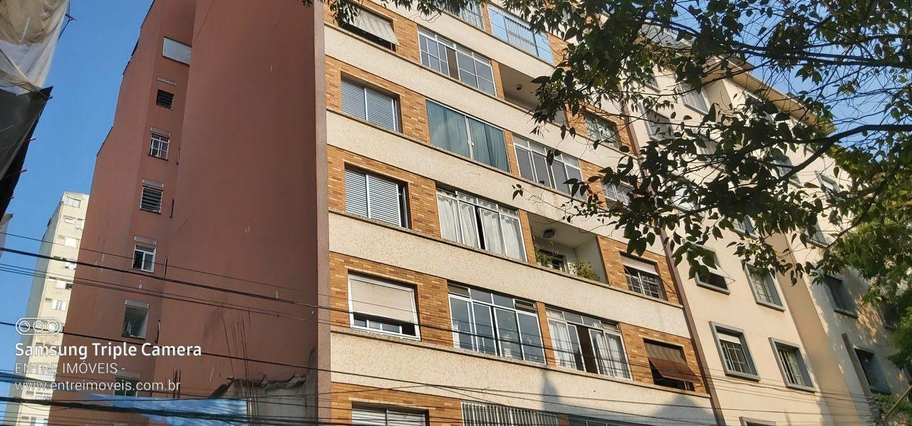 Ref.27224 (Vila Buarque – Locação – R$ 2.700,00) – Aptº Padrão – 2 Dormit c/ 80 metros e quintal