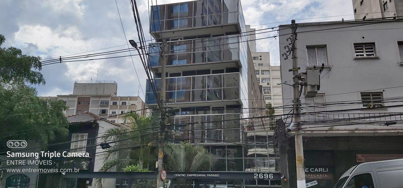 Ref.27225 (Jardim Paulista – Locação – R$ 1.300,00) – Conjunto Comercial c/33m2 e 1 vaga